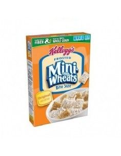 Comprar cereales Mini-wheats