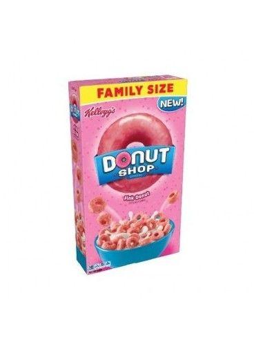 Comprar cereales Pink Donut