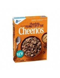 comprar cereales Cheerios Chocolate y Peanutbutter Cream