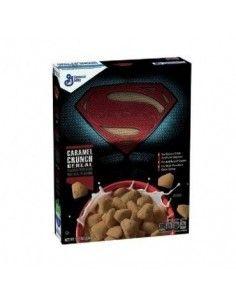 Comprar cereales Superman Caramel Crunch
