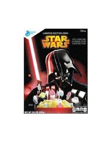 Comprar cereales Star Wars con Marshmallows