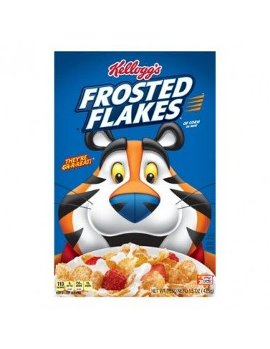 Comprar cereales Frosted Flakes