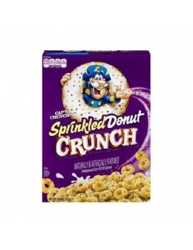 comprar cereales Cap'n Crunch Sprinkled Donut