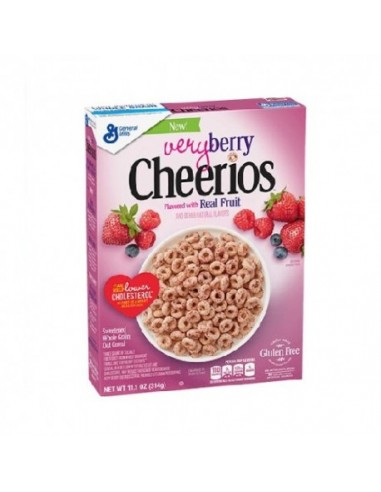 comprar cereales Cheerios Very Berry