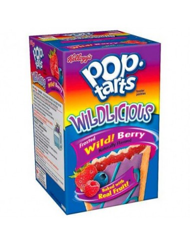 comprar Pop Tarts Wild Berry