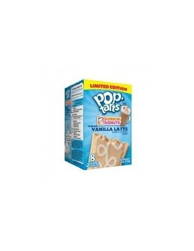 comprar cereales Pop Tarts Dunkin Donut Vanilla Late