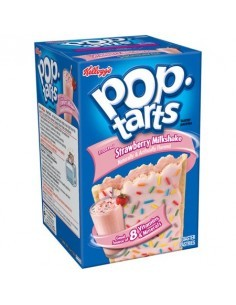 comprar cereales Pop Tarts Frosted Strawberry Milkshake