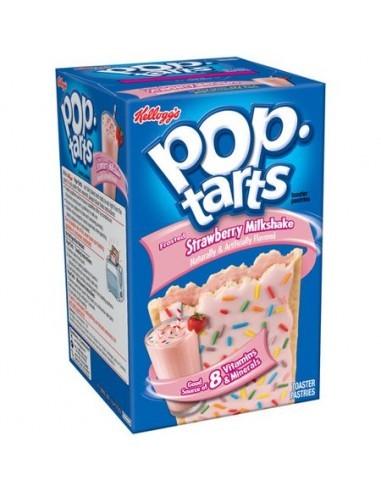 comprar cereales Pop Tarts Frosted Strawberry Milkshake