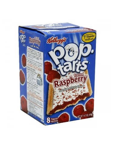 comprar Pop Tarts Raspberry
