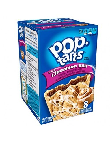 comprar Pop Tarts Frosted Cinnamon Roll