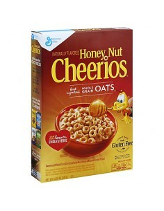 comprar cereales Cheerios Honey Nut