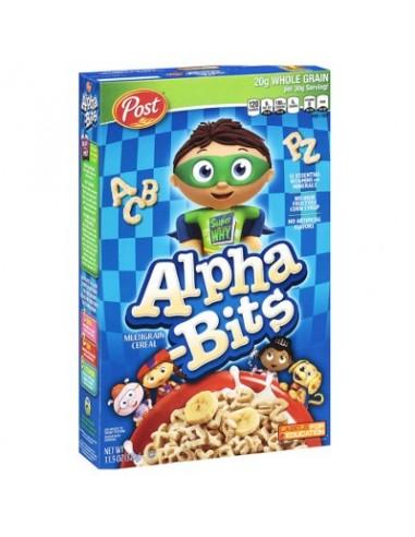 comprar cereales Alpha Bits