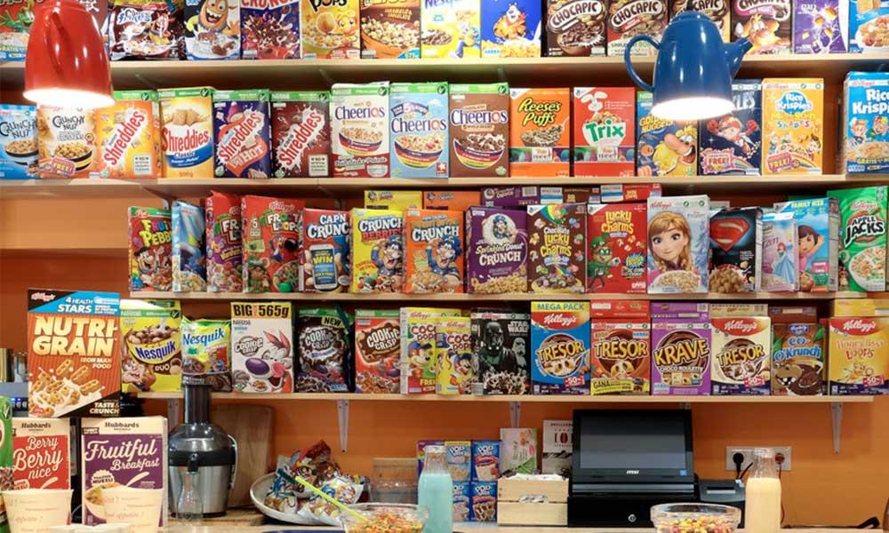 Cuáles Son Las Marcas De Cereales Más Famosas Del Mundo Cereal Square