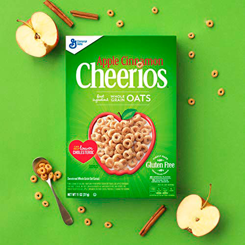 Cheerios Apple Cinnamon