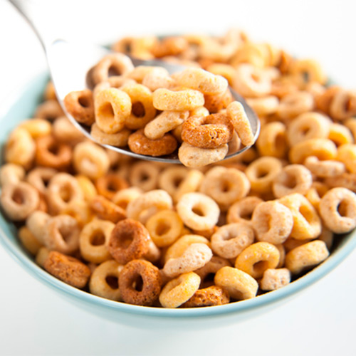 Cereal Honey Nuts