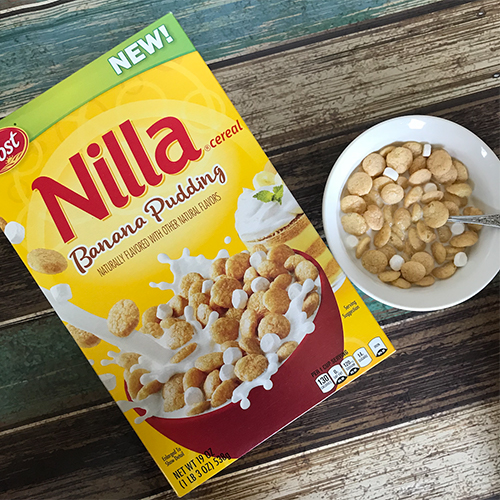 Nilla Banana Pudding